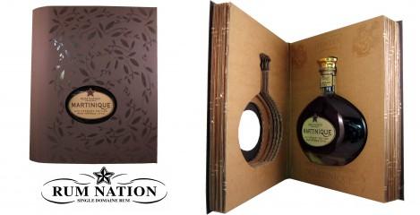 Rum Nation - Martinique - 12 Years Old - Rhum Agricole (zonder doos)
