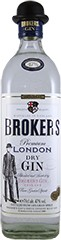 Broker's - London Dry Gin