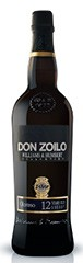 Williams & Humbert - Don Zoilo Oloroso - 12 Years Old