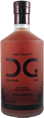 Diamond - Port Cask Finish - London Dry Gin