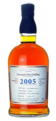 Foursquare 2005 - 12 Years Old - Cask Strength