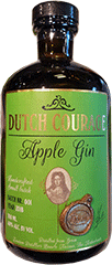 Zuidam - Dutch Courage - Apple Gin
