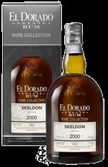 Skeldon 2000 - 18 Years Old - El Dorado Rare Collection (max 1 per klant)