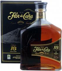 Flor de Caña - Centenario 18