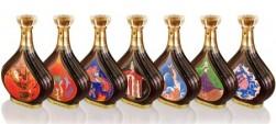 Courvoisier - Erte Collection 1 t/m 7