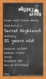 Secret Highland